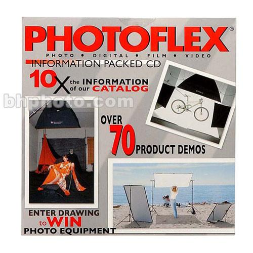Photoflex  CD-ROM with 26 Lighting Lessons QD26LL