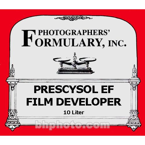 Photographers' Formulary Prescysol EF Film Developer - 01-5015