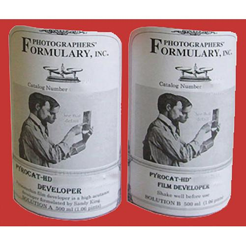 Photographers' Formulary Pyrocat HD Film Developer (Dry) 01-5080