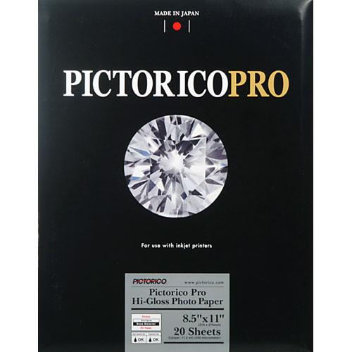 Pictorico  Pro Hi-Gloss Photo Paper PICT35003