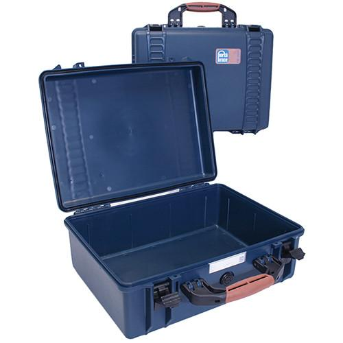 Porta Brace PB-2500E Hard Case, Empty Shell (Blue) PB-2500E