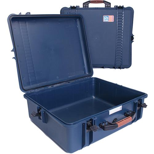 Porta Brace PB-2700E Hard Case, Empty Shell (Blue) PB-2700E