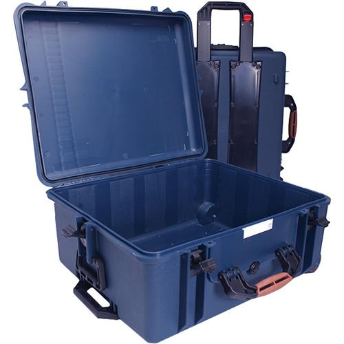 Porta Brace PB-2750E Hard Case, Empty Shell (Blue) PB-2750E