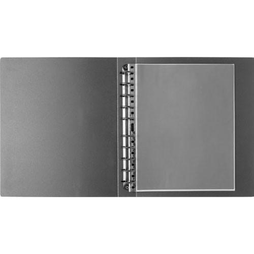 Prat Multi-Ring Binder HBPR-11 with Rigid Foam Cover - HBPR-11