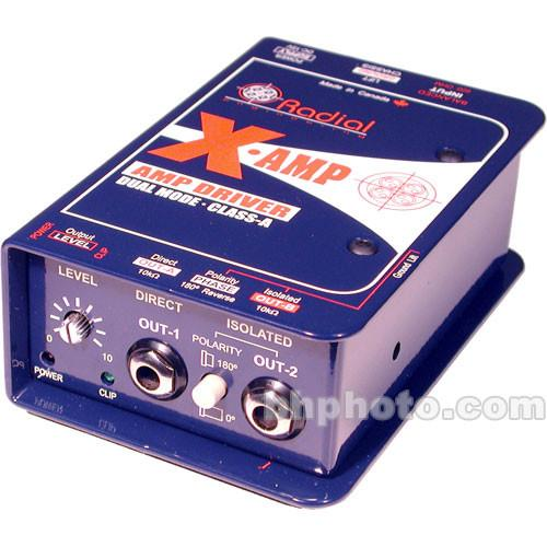 Radial Engineering  X-Amp Re-Amper R800 1028