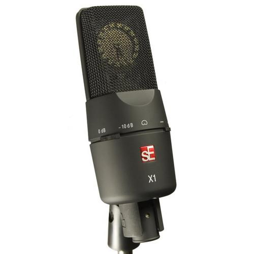 sE Electronics X1 Large Diaphragm Condenser Microphone SEE-X1