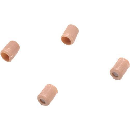 Shure RPM240 Flat Cap for WCE6T and WCB6T (Tan) (4-Pack) RPM240