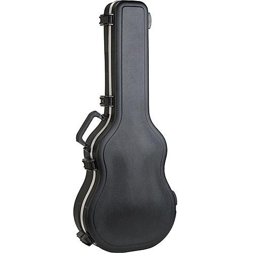 SKB SKB-000 000 Sized Acoustic Guitar Case (Black) 1SKB-000