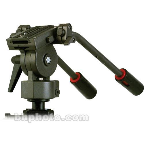 Smith-Victor Pro-5 2-Way Heavy Duty Fluid Tripod Panhead 701230