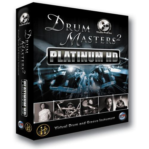 Sonic Reality Drum Masters 2 Multitrack Platinum SR-DM2MPLAT-HD1