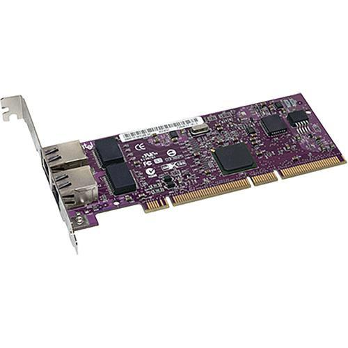 Sonnet Presto Gigabit PCI Server - 2-Port PCI Gigabit GE1000LA2X