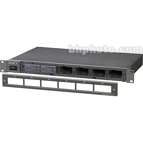 Sony MB-X6 Modular Rack for Six WRU-806A and URX-M1 UHF MB-X6