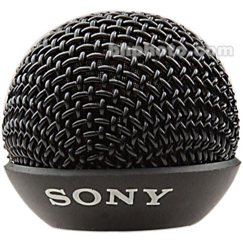 Sony Metal Windscreen for the Sony ECM-55 (Black) ADR55B