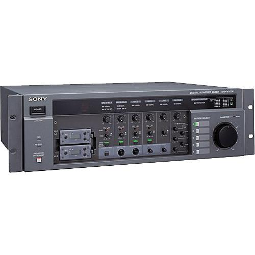 Sony SRP-X500P - Digital Powered A/V Matrix Mixer SRP-X500P