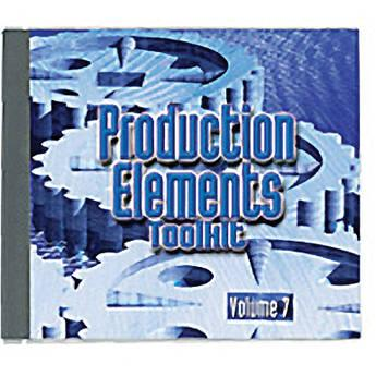Sound Ideas Production Elements Toolkit - Volume 7
