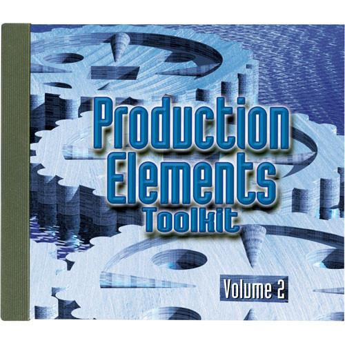 Sound Ideas Sample CD: Production Elements M-SI-PRO-ELEM2