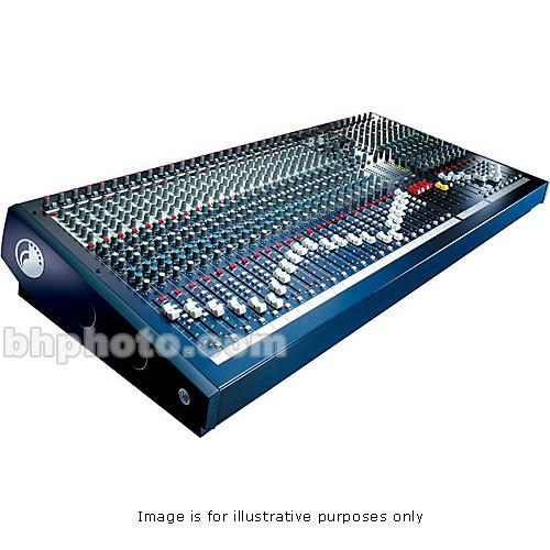 Soundcraft LX7 II - 16 Channel Recording Mixer RW5674