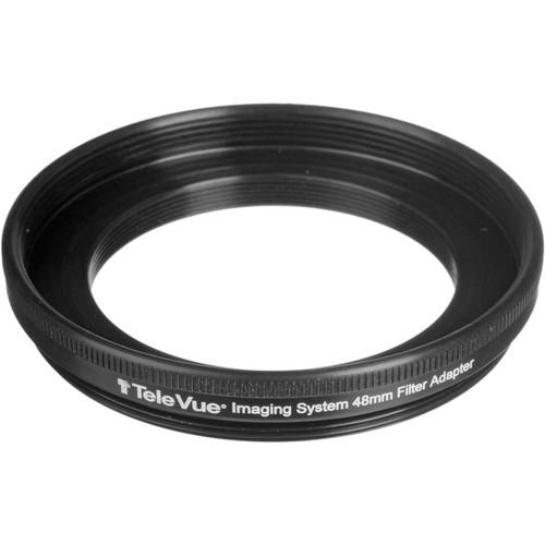 Tele Vue 48mm Filter Adapter for 2.4
