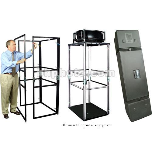 The Screen Works E-Z Fold Equipment Tower - Frame and Case ETF