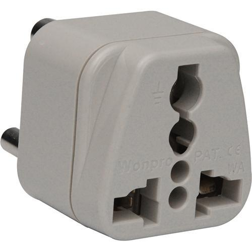 Travel Smart by Conair NWG-14C Grounded Adapter Plug USA NWG14C