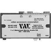 Vac 16133602 1x2 Balanced Stereo Audio Distribution 16-133-602
