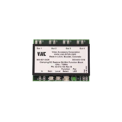Vac 32013154 Composite Video Distribution Amplifier 32-013-154
