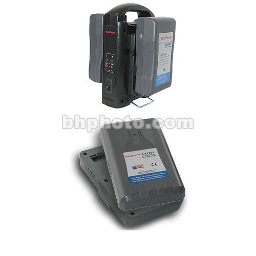 VariZoom S-8170S 14.4 VDC Lithium Ion Battery S-8172S