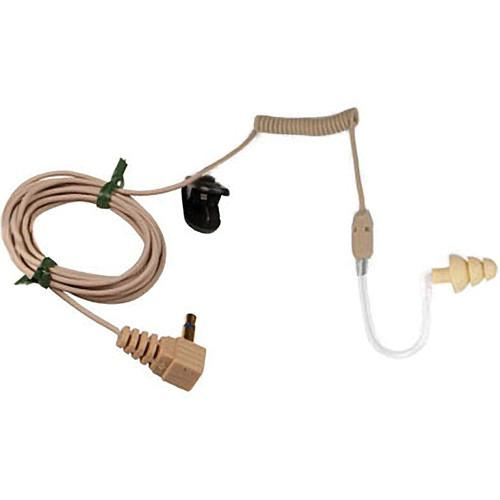 Voice Technologies VT600C - IFB Earpiece with Coiled Cable