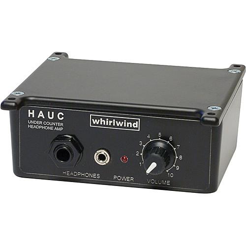Whirlwind HAUC Active Stereo Headphone Control Box HAUC