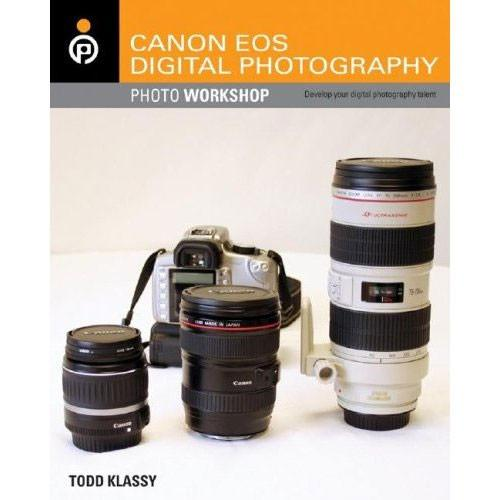 Wiley Publications Book: Canon EOS Digital 9780470114346