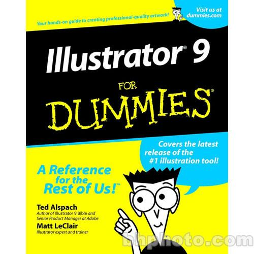 Wiley Publications Book: Illustrator 9 For Dummies 9780764506680