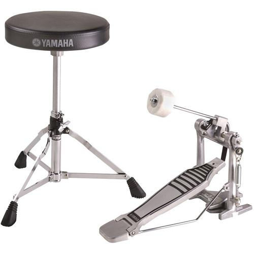 Yamaha FPDS2A Foot Pedal and Drum Throne Package FPDS2A