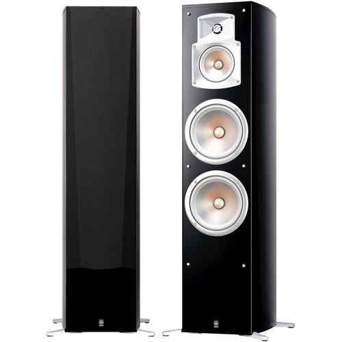 Yamaha NS-777 250W Floorstanding Speaker (Single, Black) NS-777