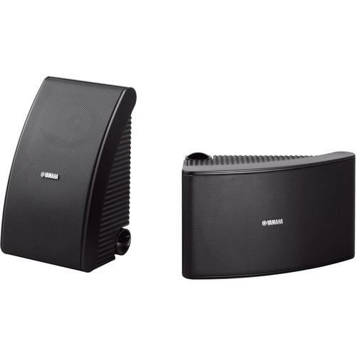 Yamaha NS-AW592 All-Weather Speakers (Black, Pair) NS-AW592BL