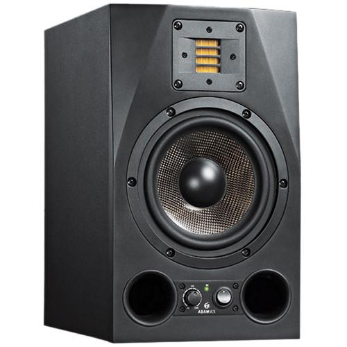 Adam Professional Audio A7X Powered Monitors and Room