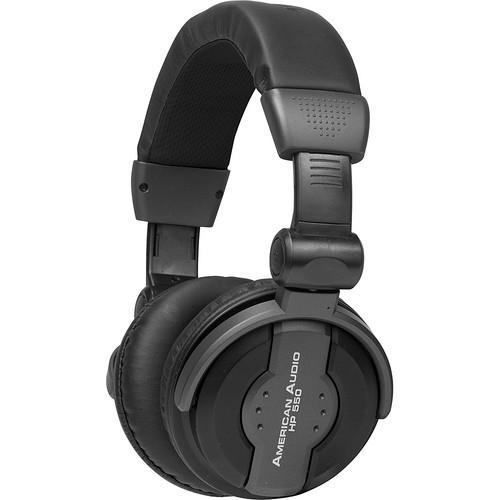 American Audio  HP 550 DJ Headphones HP 550