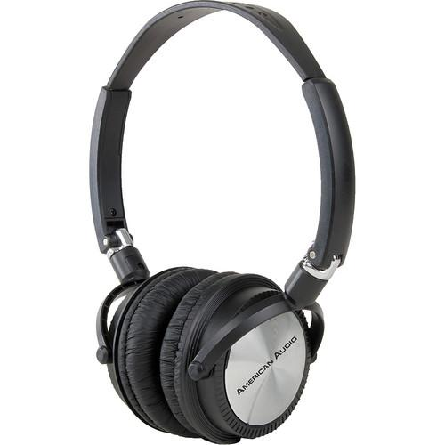 American Audio  HP200 Stereo Headphones HP 200