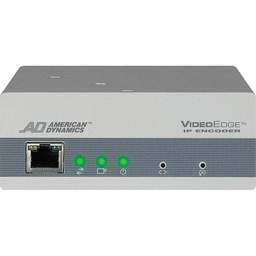 American Dynamics VideoEdge 4-CH IP Encoder w/Power over ADEIP4