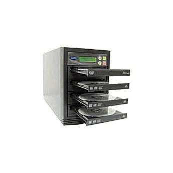 Applied Magic 4-Bay DVD Duplicator System 340104-034