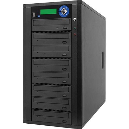 Applied Magic  7-Bay USB DVD Duplicator USBDVD007