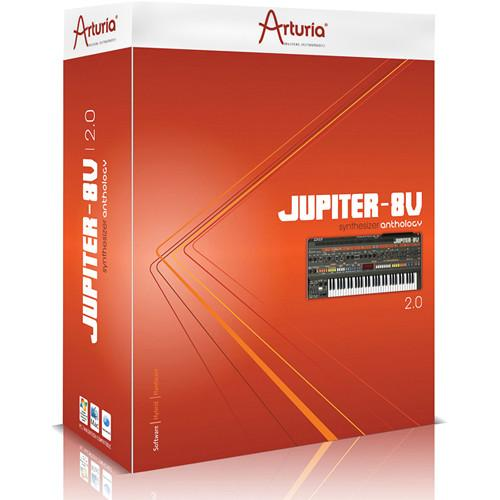 Arturia Jupiter-8V 2.5 - Virtual Synthesizer 210306