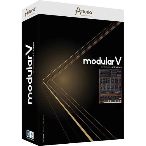 Arturia Modular V 2.6 - Virtual Synthesizer 210301