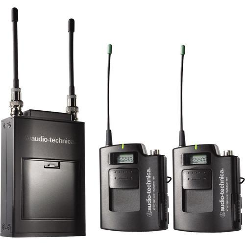 Audio-Technica ATW-1821C - Dual Wireless Microphone ATW-1821C