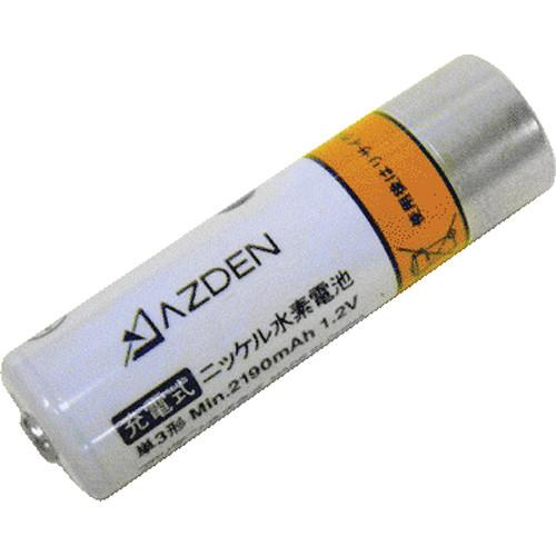 Azden  1HR-3U Rechargeable NiMH AA Battery 1HR-3U