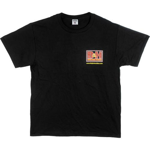 Logo T-Shirt (Medium, Black) BH-TBM
