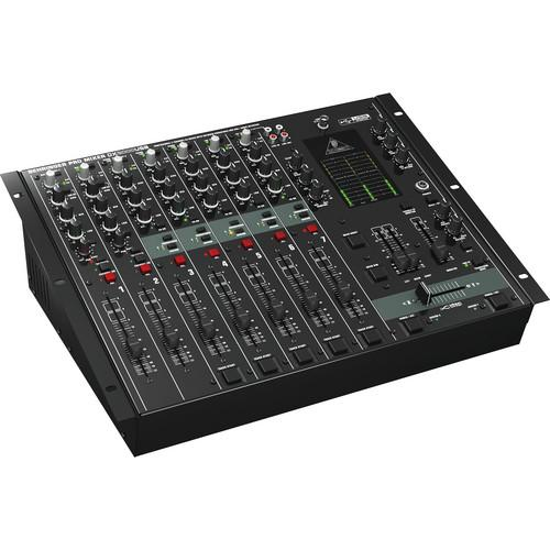 Behringer DX2000USB Professional 7-Channel DJ Mixer DX2000USB