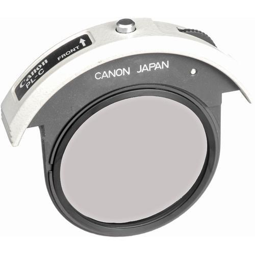 Canon 48mm Drop-in Holder with Circular Polarizing 2582A001