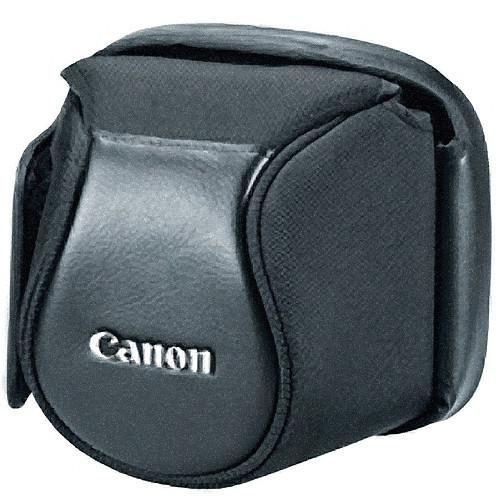 Canon PSC-4100 Deluxe Leather Case for PowerShot SX40 5020B001