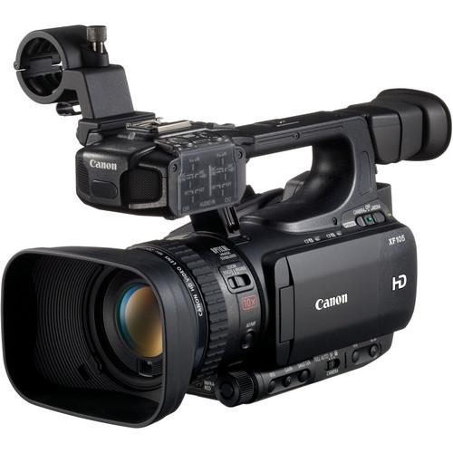 Canon  XF105 HD Professional Camcorder 4885B001