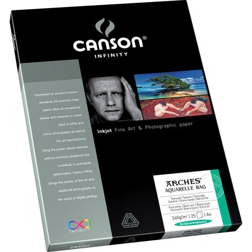 Canson Infinity  Aquarelle Rag 206121023